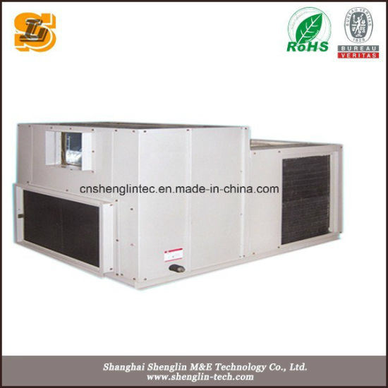 Rooftop Package Air Conditioner with High Efficiency Ce Fan