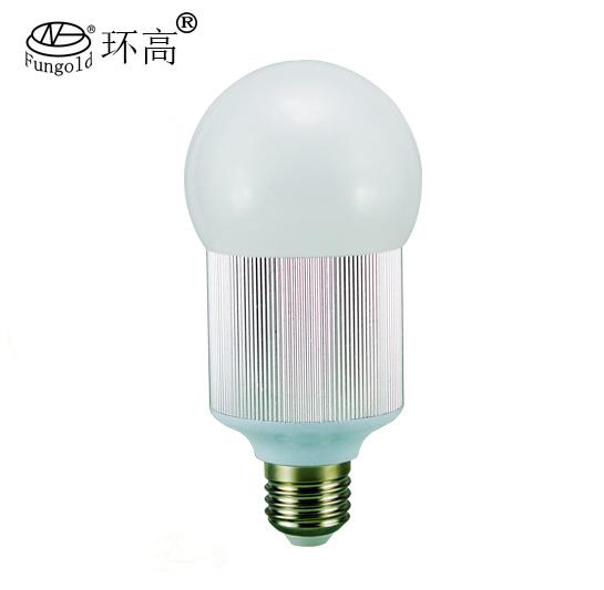 Energy Saving High Lumen LED Light Bulb with Ce RoHS A70 15W