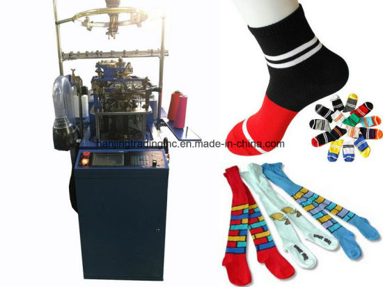 Hanjing Socks Knitting Machine pictures & photos