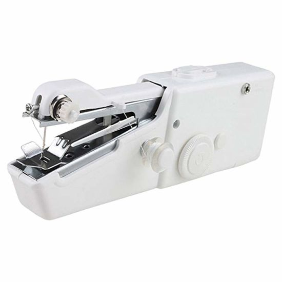 Portable Household Handy Stitch Electric Mini Handheld Sewing Machine