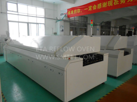 Lead Free Reflow Oven for Soldering Lighting Equipments pictures & photos