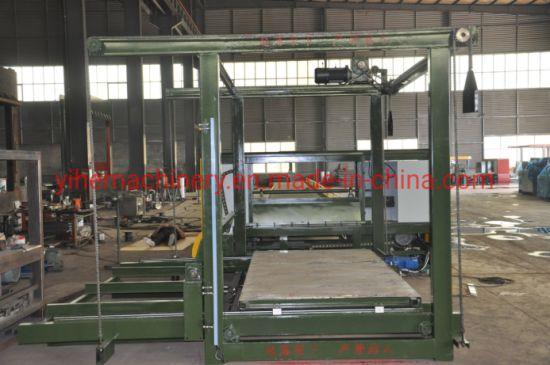 Hot Sale Yihe Brand Core/Face Veneer Paving Machine Plywood Machine