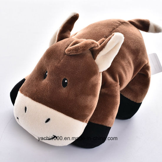 Soft Animal Stuffed Plush Horse pictures & photos