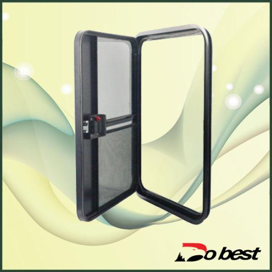 Safety Entry Door for RV/Caravan/Motorhome/Trailer Camper