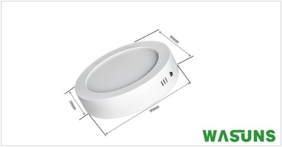 Round LED Panel Light 3W Ce RoHS LED Lamps pictures & photos