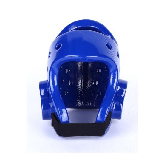 Taekwondo Helmet Sanda Sparring Mask Guard Sport Training Martial Arts