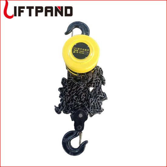 1 Ton 3m Heavy Duty Chain Hoist Winch Pulley Lift Car Engine Heavy Load Lifting Tool Manual Hoist with Hook