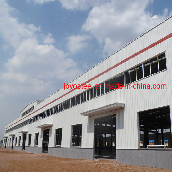 Prefabricated Steel Structure Warehouse/Workshop/Factory Building