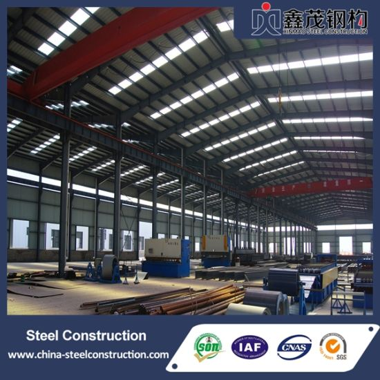 Prefab Steel Structure Building From Qingdao, China