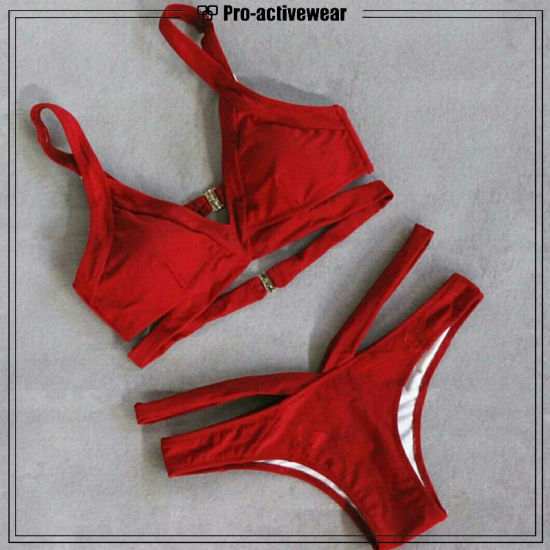 Best Selling Bathing Suits Swimwear Women Bikini pictures & photos