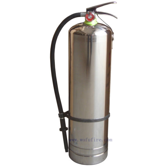 9LTR Stainless Steel Water Fire Extinguisher pictures & photos