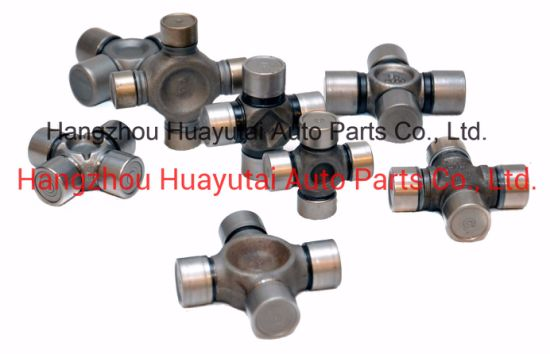 Staked Type of Universal Joint