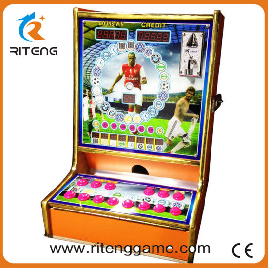Africa Mario Casino Fruit Gambling Slot Game Machine pictures & photos