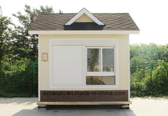 Prefabricated 40hq/20gp Shipping Container House as Living Home Movable House pictures & photos