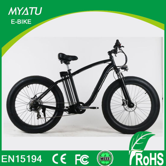 Fat 250W 350W Electric Bicycle pictures & photos
