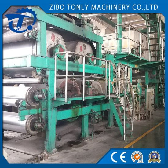 Automatic Carbonless Paper Coating Machine, NCR Paper Coating Machine