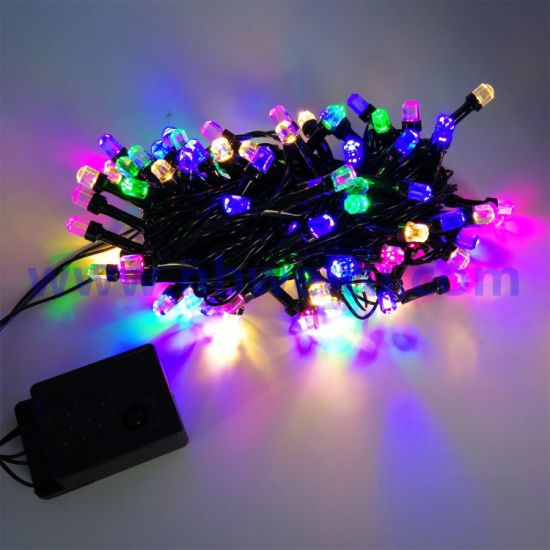 Factory Wholesale Indoor Decoration LED Garland Fairy String Light pictures & photos