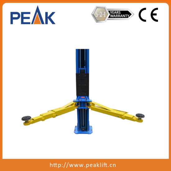 4.5t Capacity 2 Post Dual Safety Locks Garage Equipment (210) pictures & photos