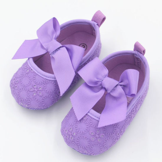 China Infant Cute Baby Shoes with Soft