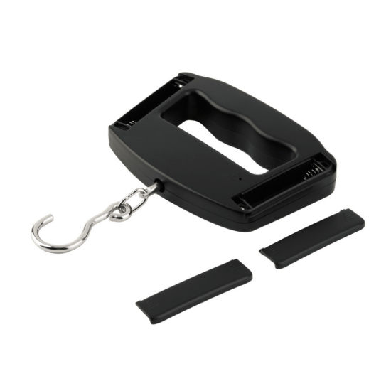 50kg/10g Digital Portable LCD Electronic Luggage Scale for Travel Weighing