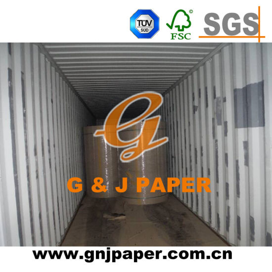 High Stiffness Carton Paper Roll China Price Per Ton pictures & photos