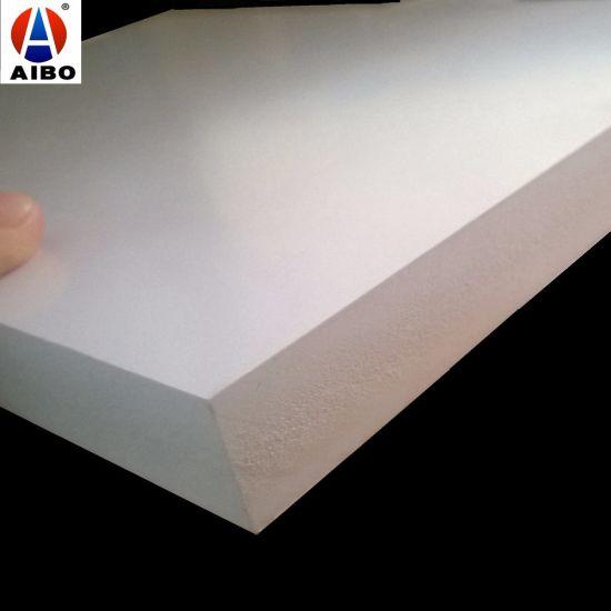 Other Plastic Building Materials Type Foam Board PVC Foam Sheet
