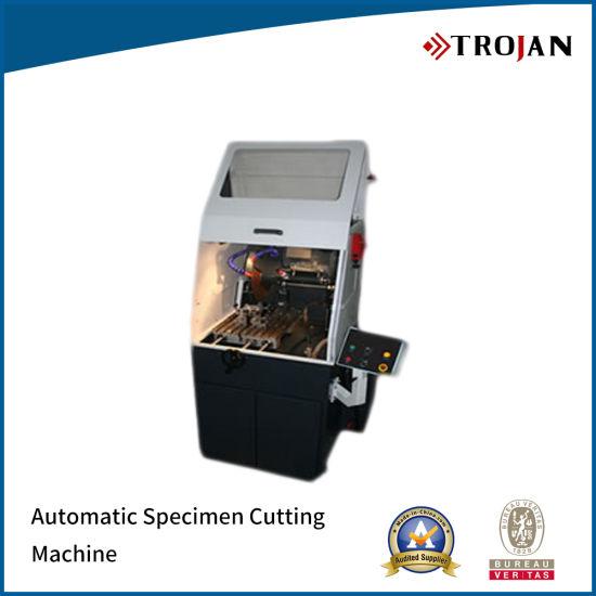 CT400 Vertical Metallographic Specimen Cutting Machine