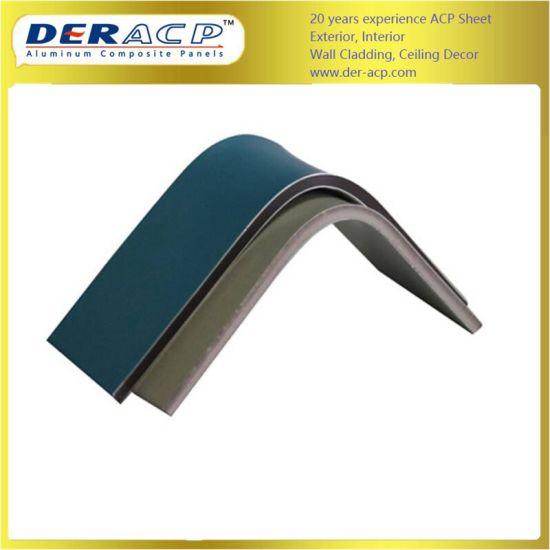 3mm 0.21mm Antistatic Aluminum Composite Panel for Exterior