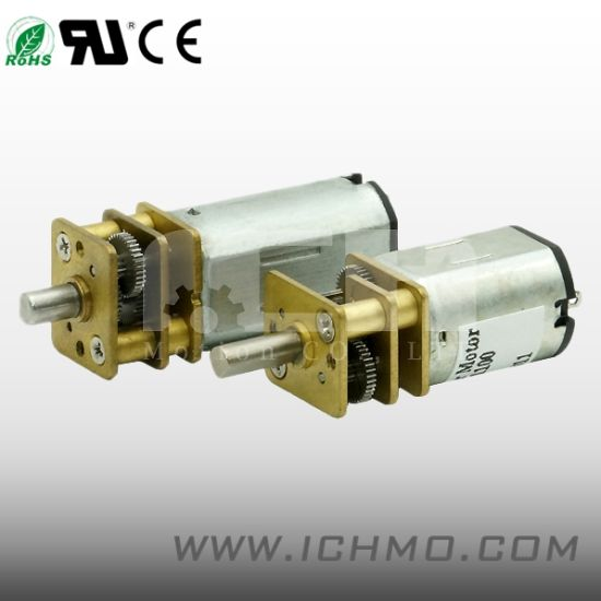 DC Gear Motor (D122F) with Long Life pictures & photos