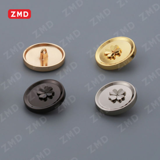 Fancy Alloy Button Fashion Garment Accessories