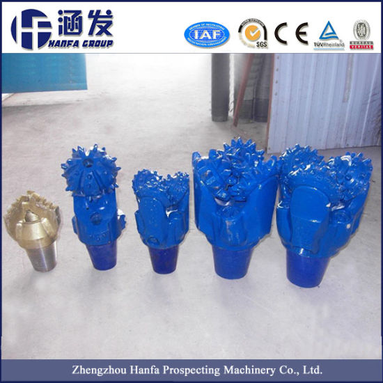 3-Cone Roller Bits (MILED STEEL TOOTHED) pictures & photos