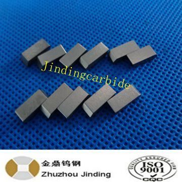 Yg6X Cemented Cabride Saw Tip for MDF Cutting pictures & photos