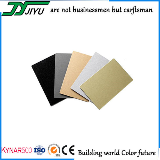 3mm 4mm Wall Decoration Aluminum Cladding Material Panel / Acm