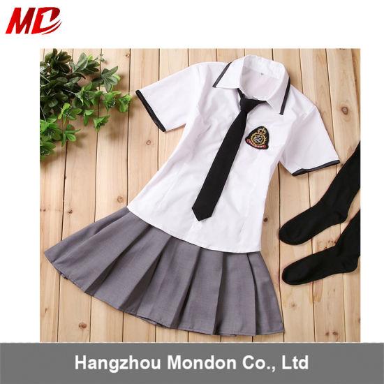 China England Varied Style Japanese Korean High School Uniform