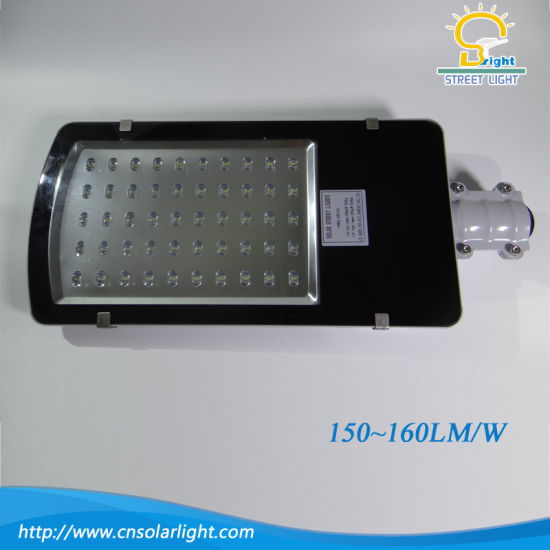 80W LED Solar Road Lights with Half Power Design pictures & photos