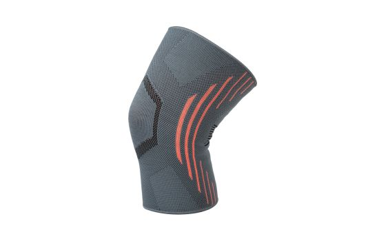 Compression Lightweight Knitting Fabric Knee Sleeve pictures & photos