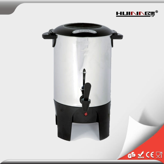 4.5L Stainless Steel Water Boiler Coffee Urn pictures & photos