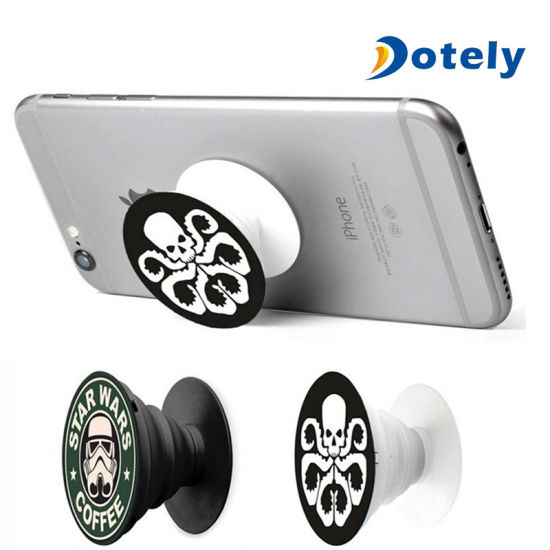 Promotion Gift Pop Car Mount Clip Socket pictures & photos