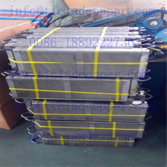 Anodizing Titanium Basket for Hho Generator pictures & photos