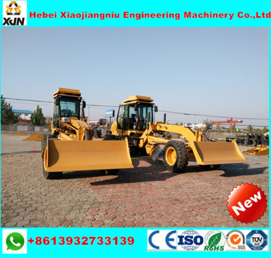 Ground Leveling Machine Motor Grader 130HP Road Grader pictures & photos