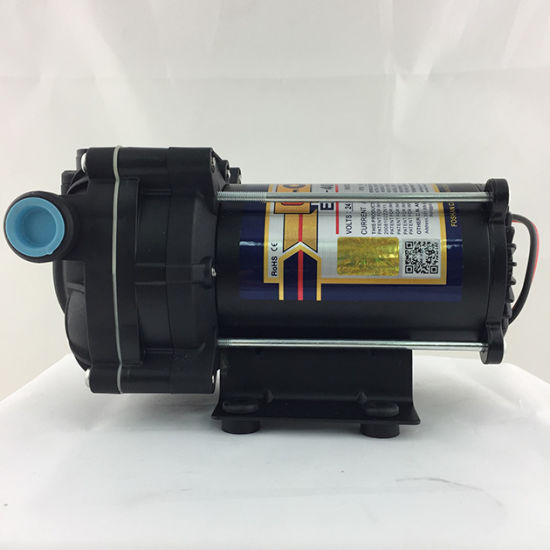 E-Chen Diaphragm Booster Pump 500gpd 3.2 L/M Commercial Reverse Osmosis System pictures & photos