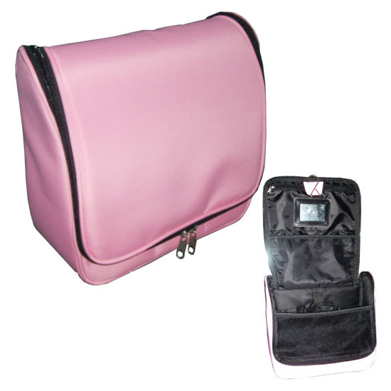 New Design Makeup Cosmetic Make up Toiletry Bag Beauty Toilet Washing Bag pictures & photos