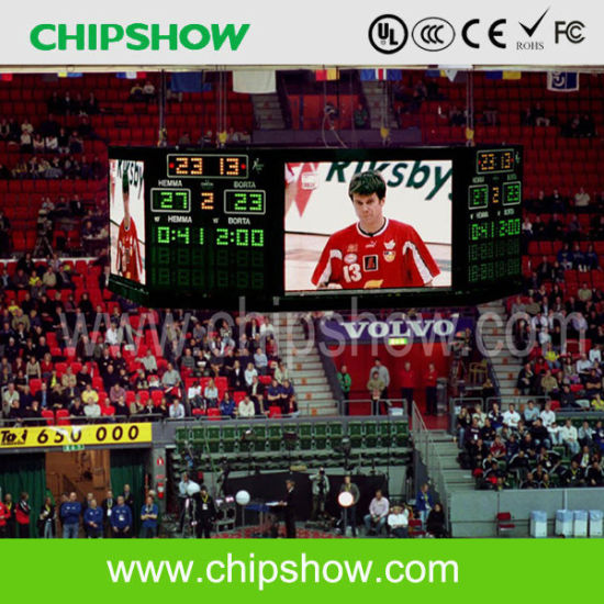 Chipshow Stadium Waterproof P16 LED Scoreboard pictures & photos