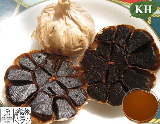 High Natural Ratio 4: 1 Black Garlic Extract