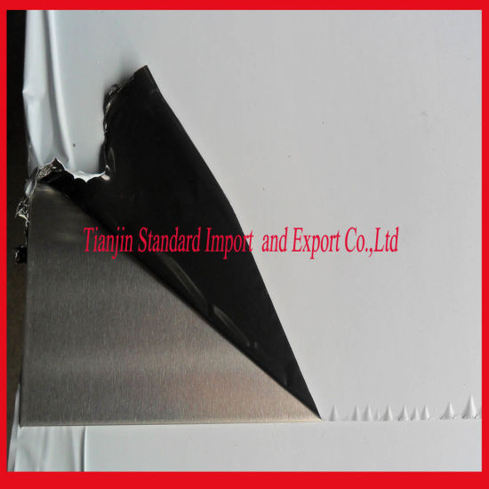 Cr Stainless Steel Sheet (201 202 321 904L) pictures & photos