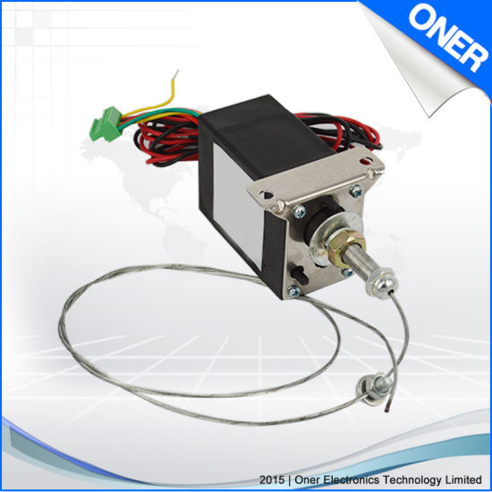 GPS Vehicle Speed Governor for Downloading Speed Report by USB pictures & photos