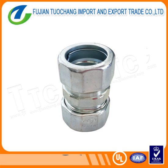 EMT Coupling/ Coupler Compression Type/ Pipe Fittings pictures & photos
