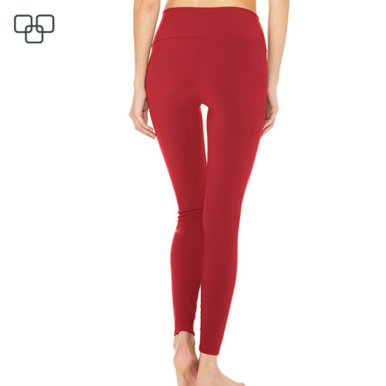 New Fashion Hollow Quick Dry High Elastic Yoga Pants
