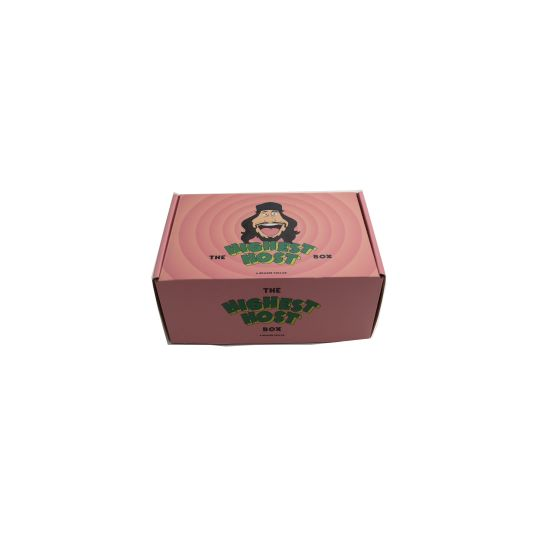 Good Quality Corrugated Kraft Packaging Paper Box