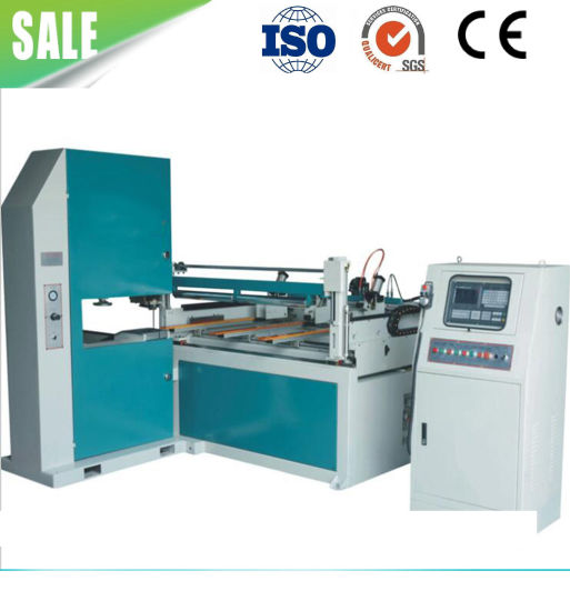 China Brand High Speed European Quality CNC Curve Band Saw / CNC Band Saw Mill Wood Timber CNC Curve Band Saw Machine Scie a Ruban